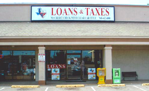 City of denton payday loan