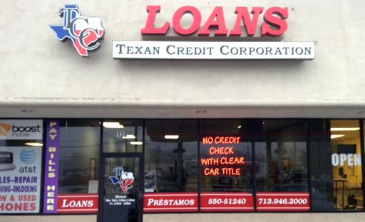 No Credit Payday Loans in Pasadena, TX