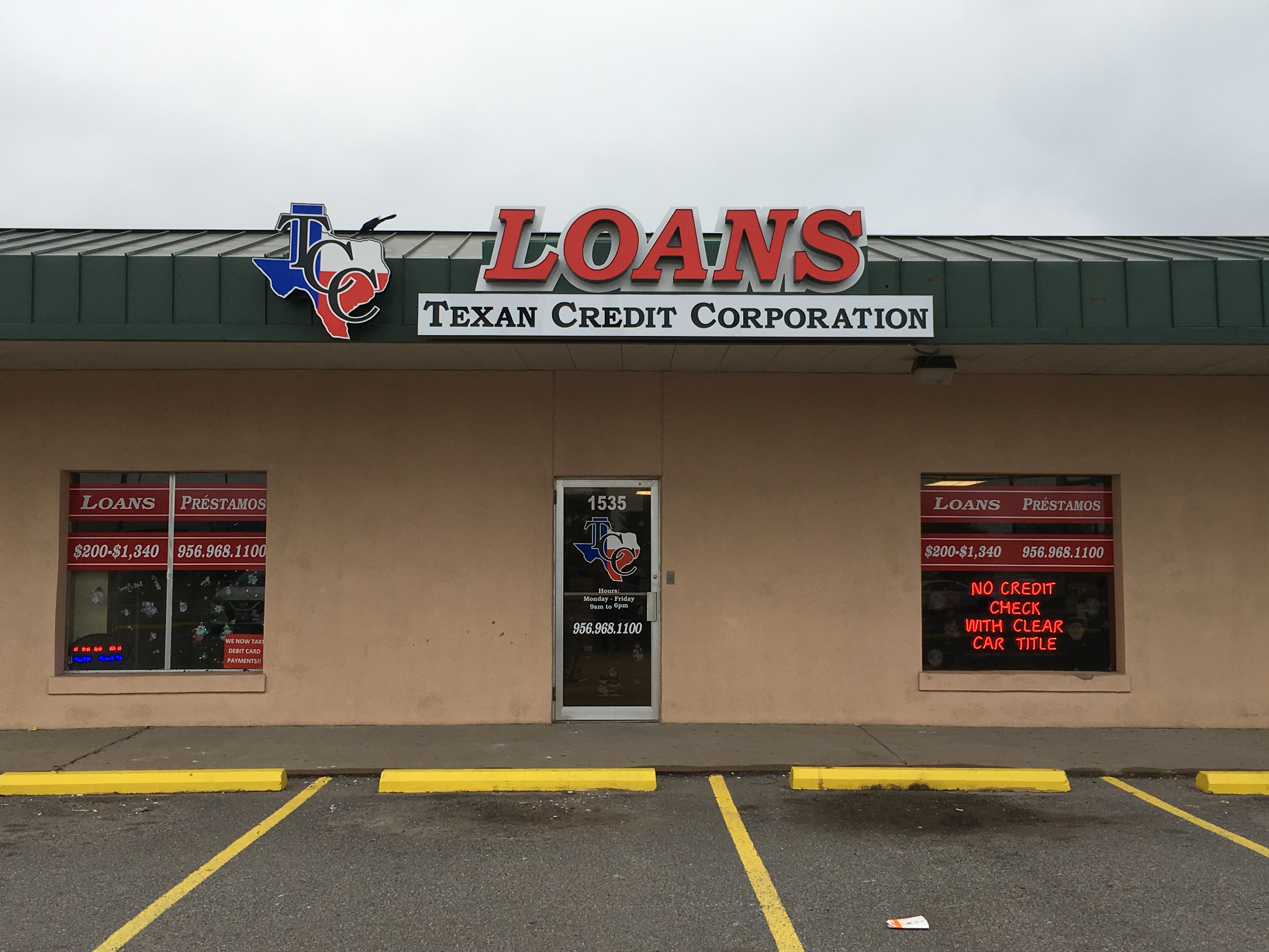 Tx No Credit Payday Loans In Weslaco Tx