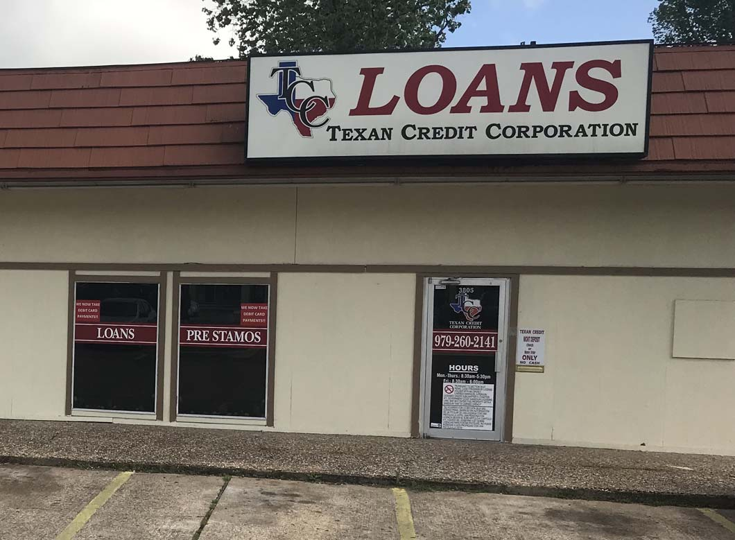 No Credit Payday Loans in Bryan, TX
