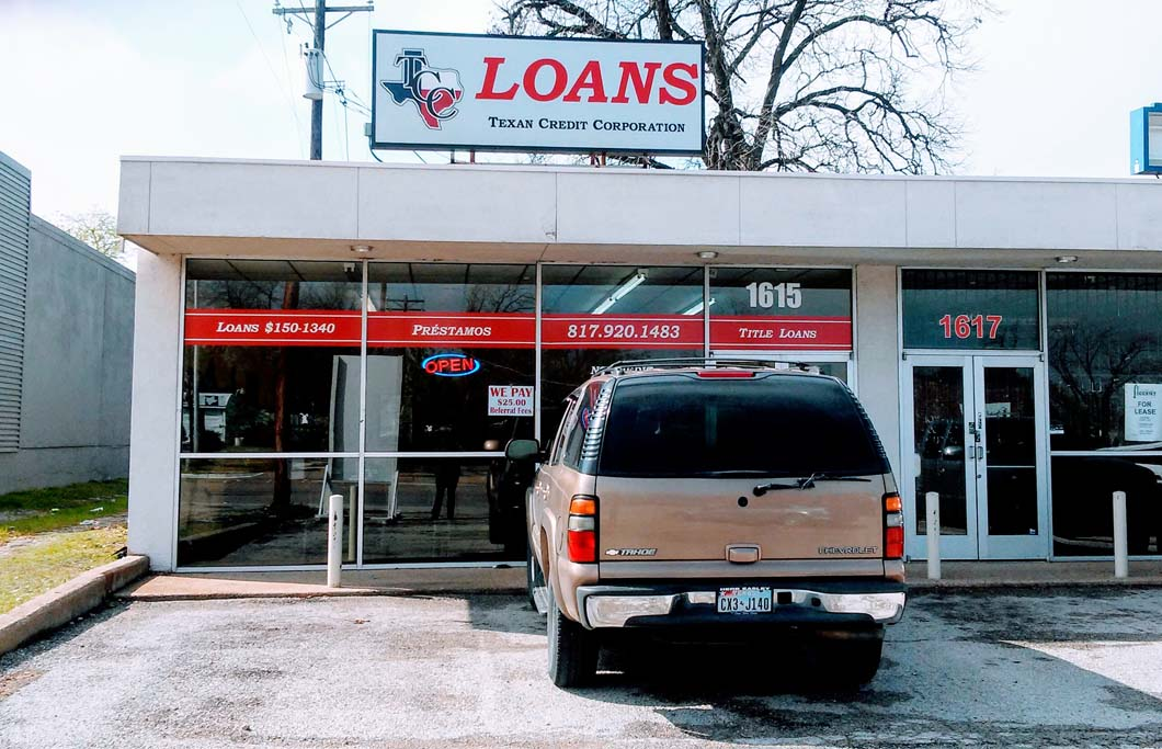 No Credit Payday Loans in Fort Worth, TX