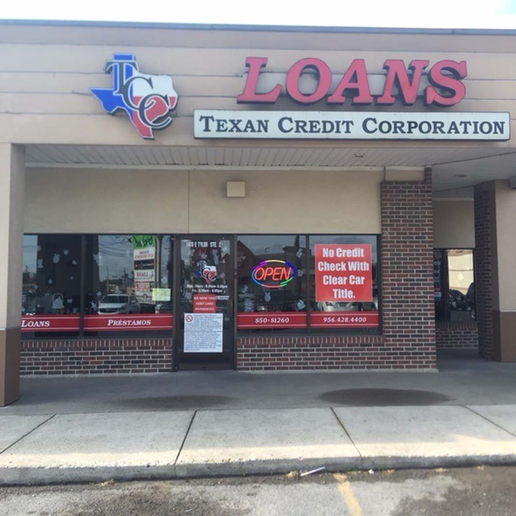 No Credit Payday Loans in Harlingen, TX