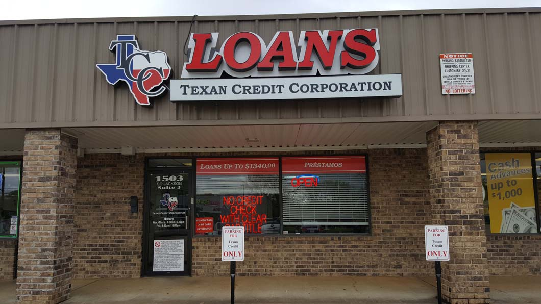 No Credit Payday Loans in Jacksonville, TX