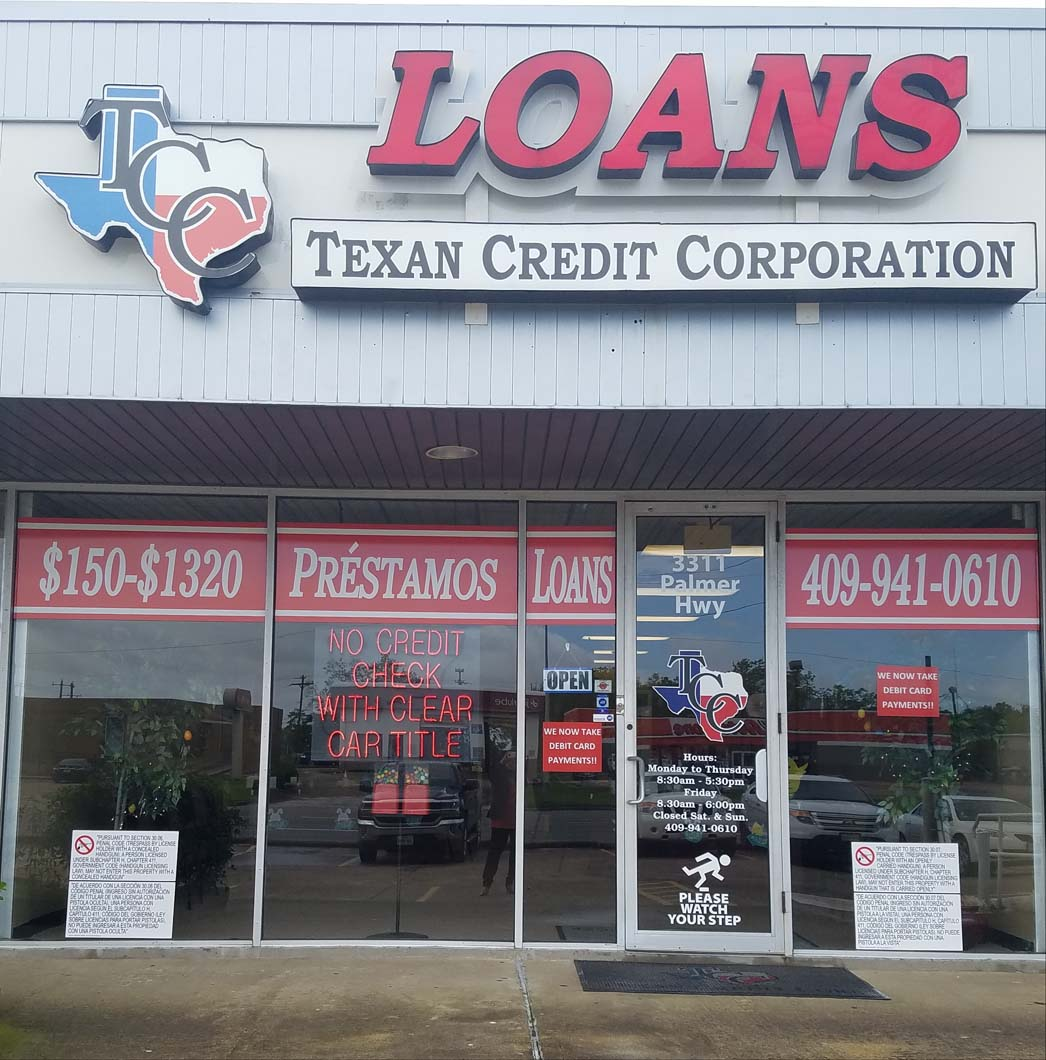 No Credit Payday Loans in Texas City, TX