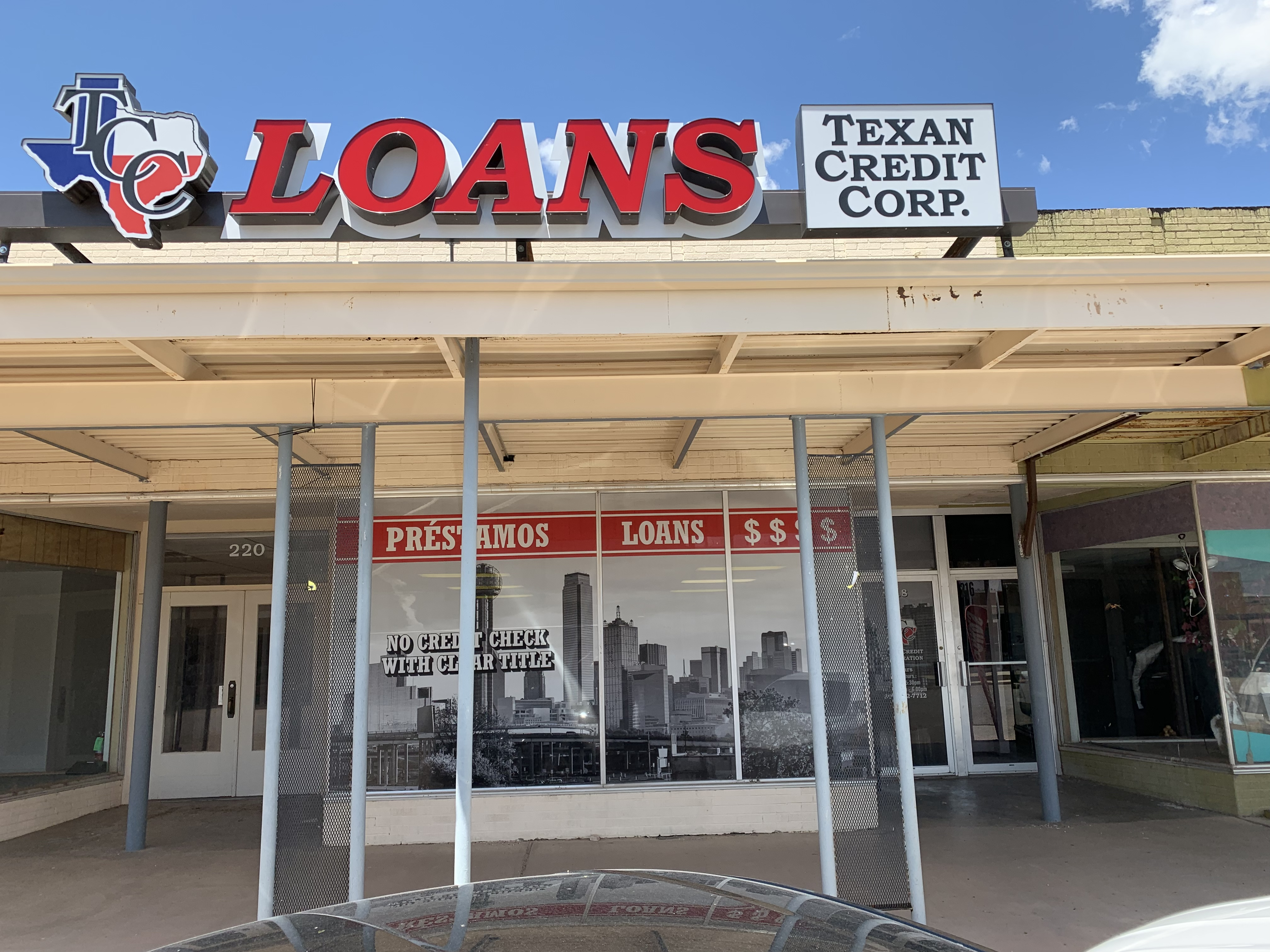 No Credit Payday Loans in Tyler, TX